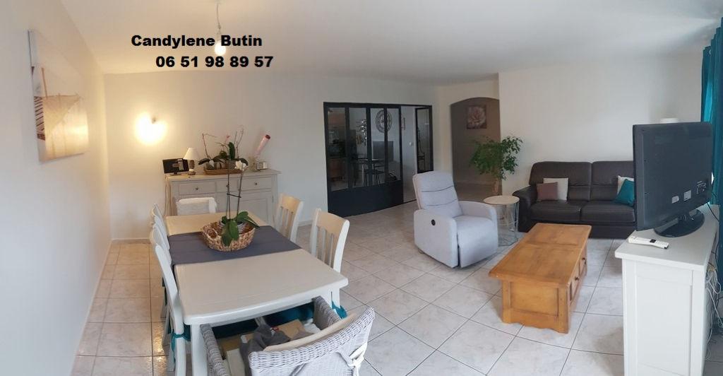 Magnifique villa T5 sur 378m² de terrain +garage