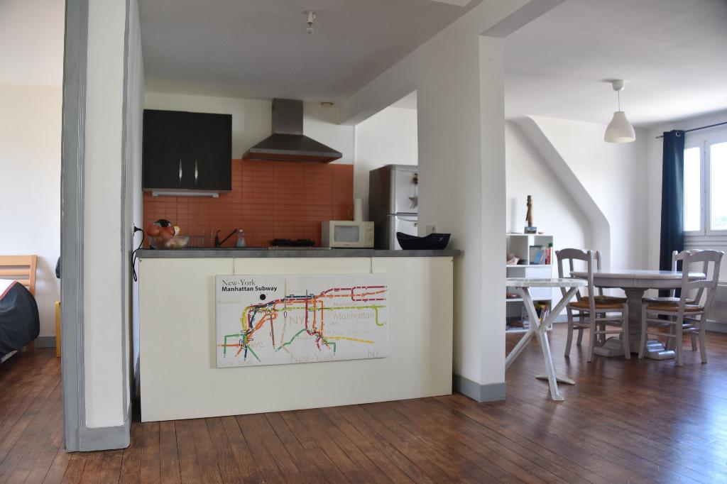 Appartement Carnac 3 pièce(s) 62.57 m2