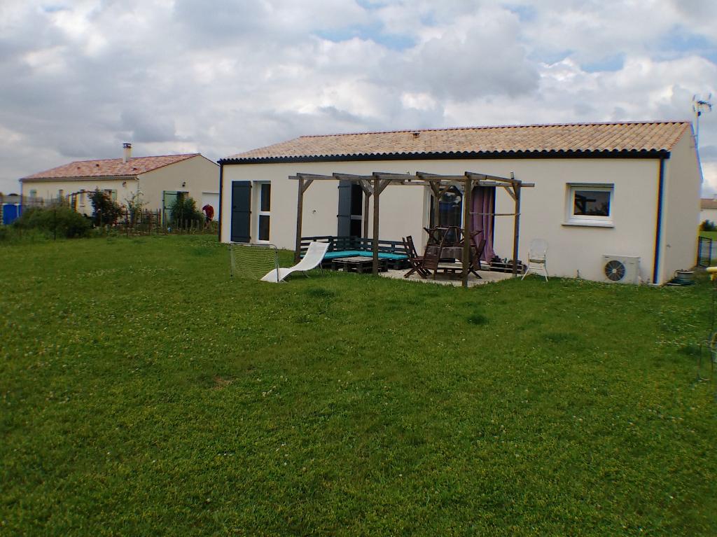 Vente maison neuve 98 m brizambourg 17770 for Maison neuve vente