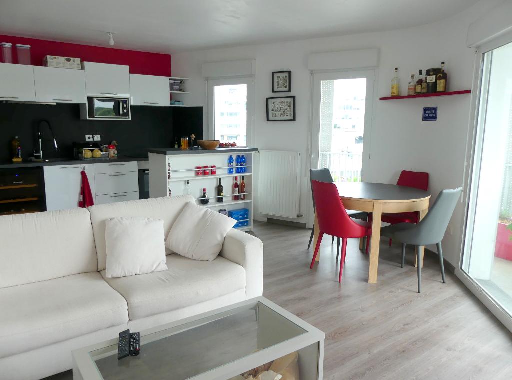 Appartement Nantes 3 pièces 60 m2