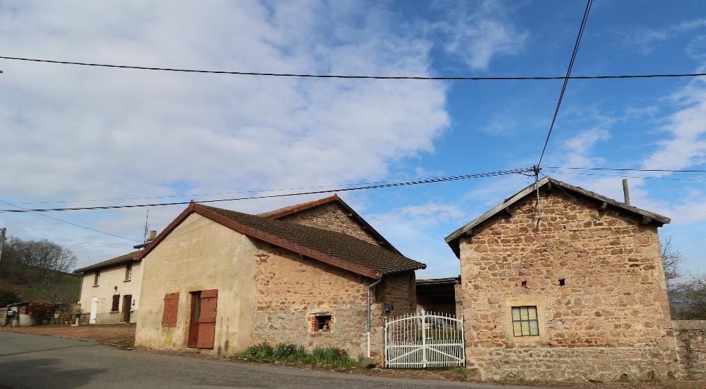 Maisons en pierres