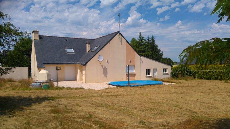maison 5 chambres 5000 m2 de terrain