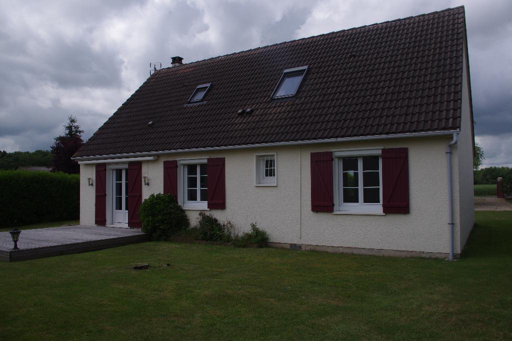 Maison 27320 Saint Germain Sur Avre 7 pièce(s) 143 m2