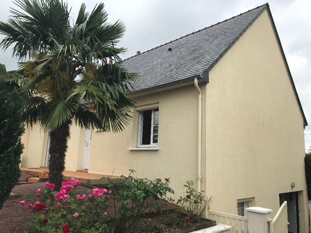 Maison Sable Sur Sarthe 5 pièce(s) 95 m2