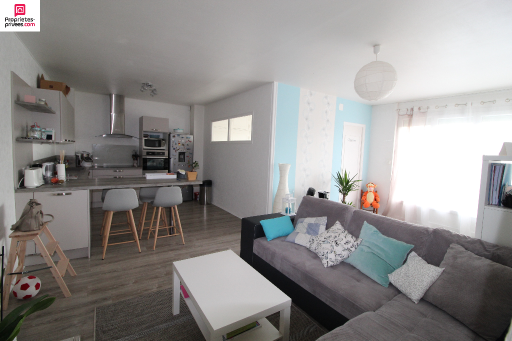 Appartement 2 pièce(s) 64m2 - 02200 Soissons