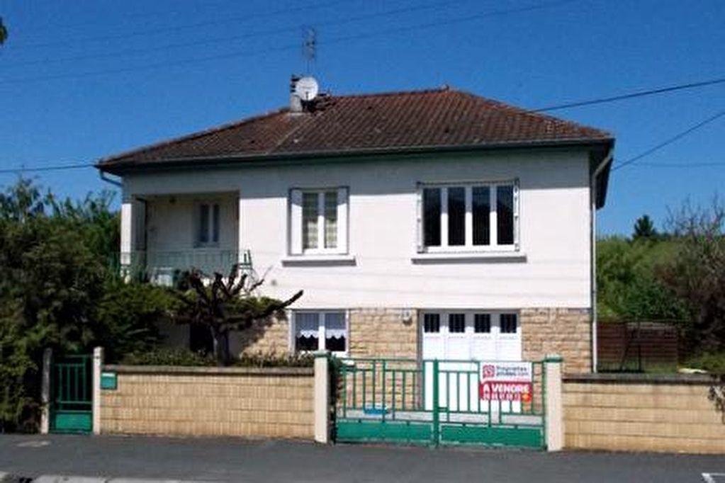 Maison Terrasson Lavilledieu 5 pièce(s) 104 m2