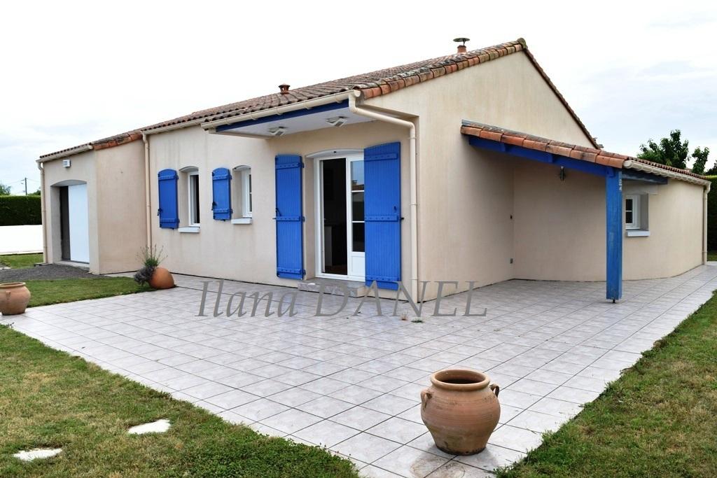 Maison Talmont Saint Hilaire 5 pièces 89 m2 (85440)