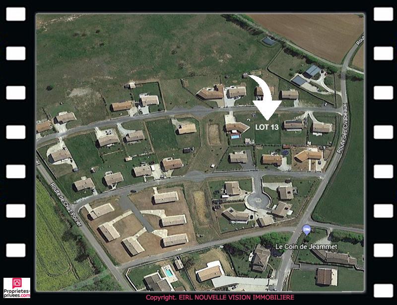 Terrain à Bâtir proche d'Angoulême