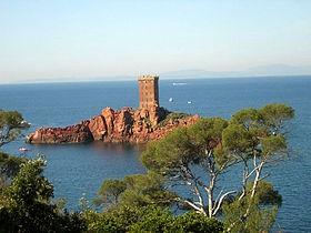 Le Dramont, Cap Esterel