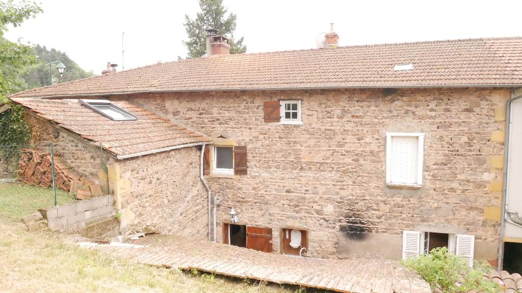 Maison à vendre, 6 pièces 147 m2 sur Ecoche 42670