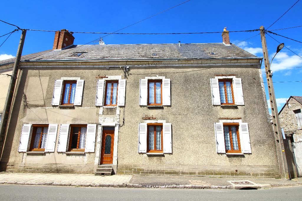 Maison de bourg 7 pièce(s) 198 m2