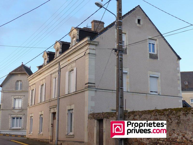 Grande maison en centre de ville - Angers Nord