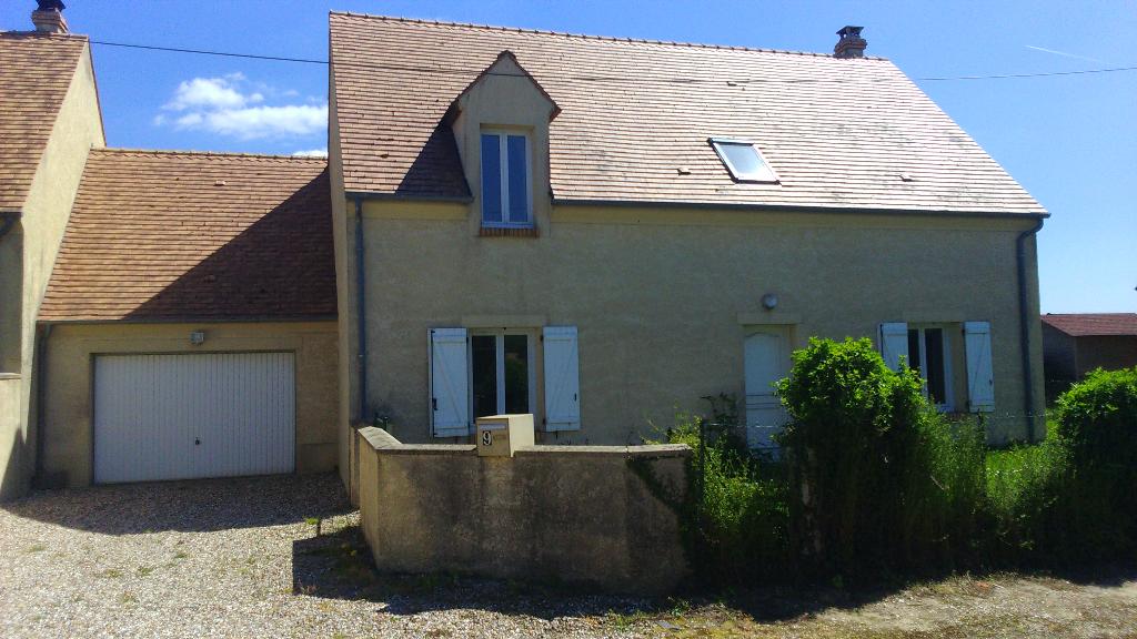 40 mn de Cergy , Maison 126 m², 4 chambres