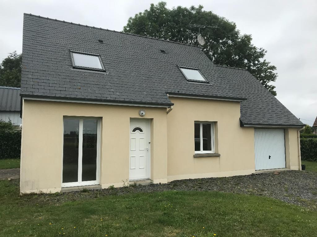 Maison Sablé sur Sarthe 5 Pièces