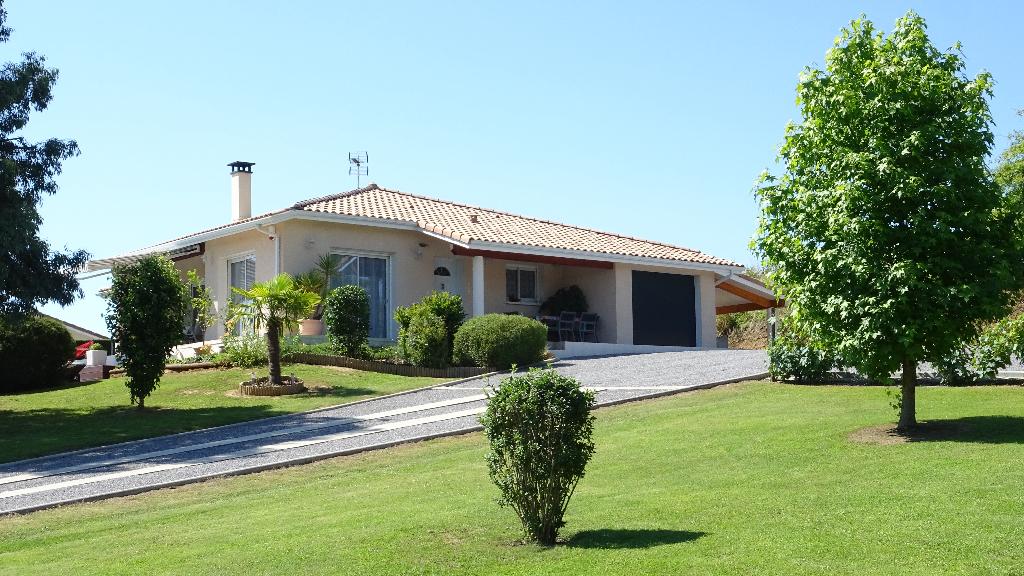 Landes 40250, secteur Mugron, magnifique Villa 122 m2 avec piscine
