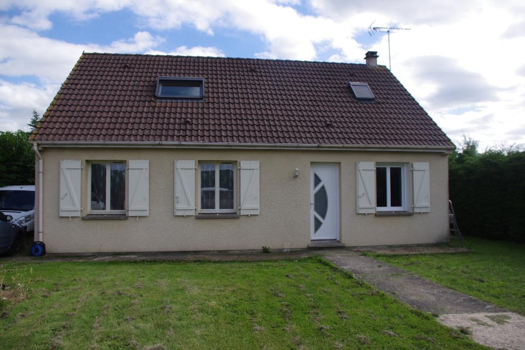 SAINT GERMAIN SUR AVRE 27320 Maison  5 pièce(s) 101 m2