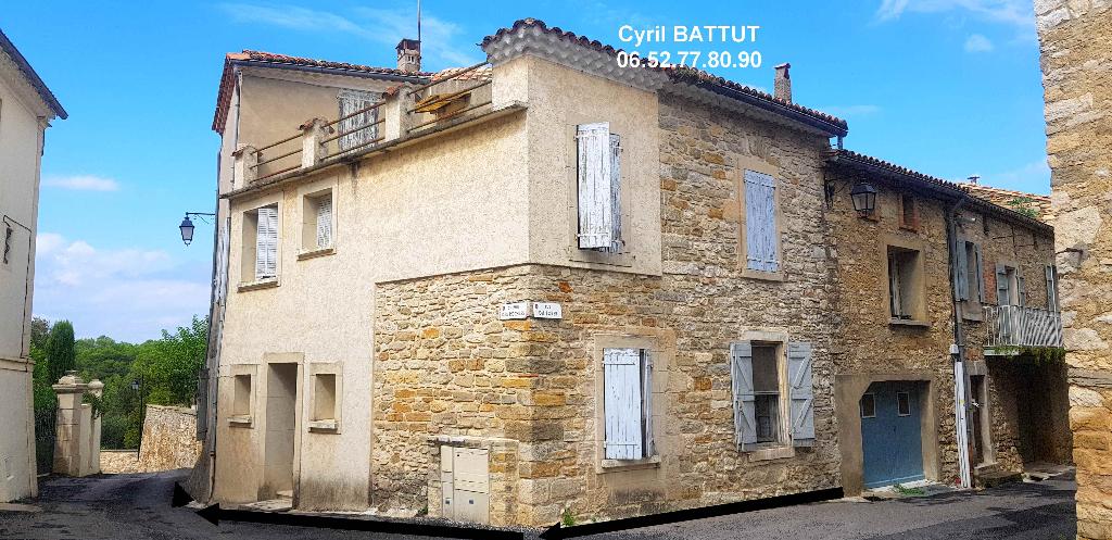 Maison de village Saint Maurice De Cazevieille 15 pièce(s) 495 m2