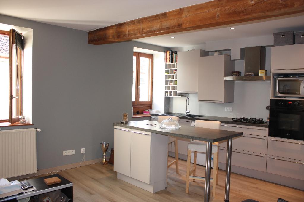 Trévoux quartier historique 2 pièce(s) 31 m2