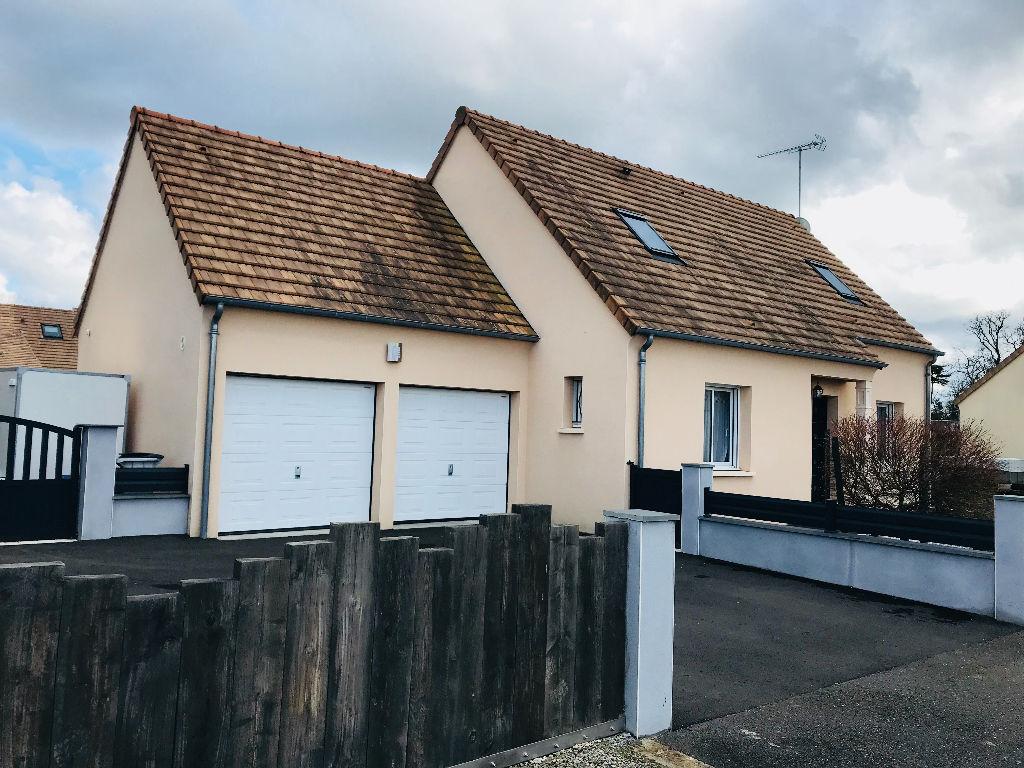 Maison Juigne Sur Sarthe 6 pièce(s) 100 m2