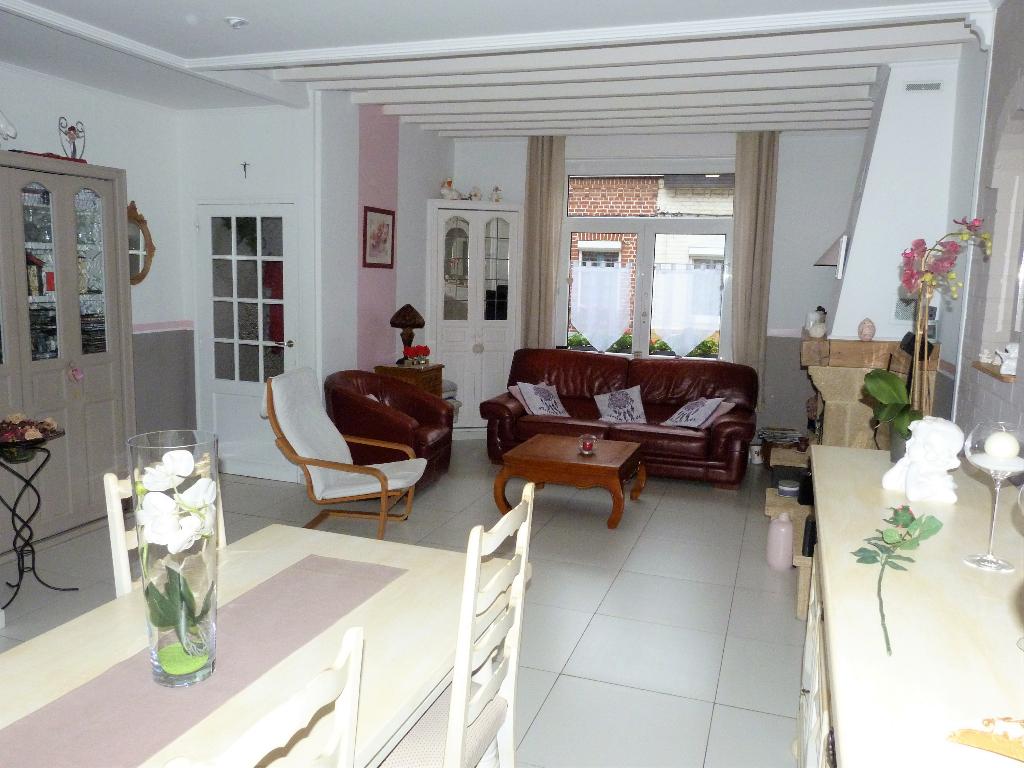 Maison 6 pièces 130 m2 - 59960 Neuville En Ferrain