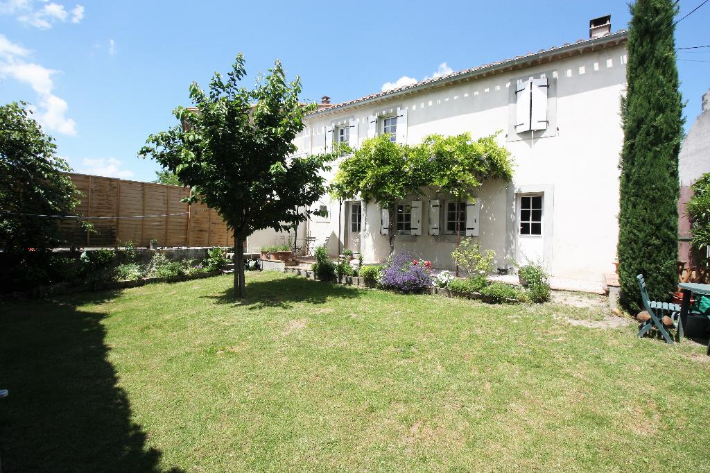 Maison de village Carcassonne 5 pièce(s) 130 m2