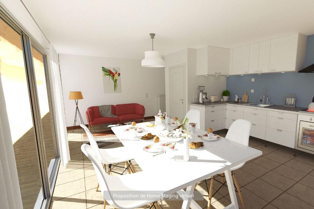 Appartement Merignac 4 pièces avec terrasse et jardin