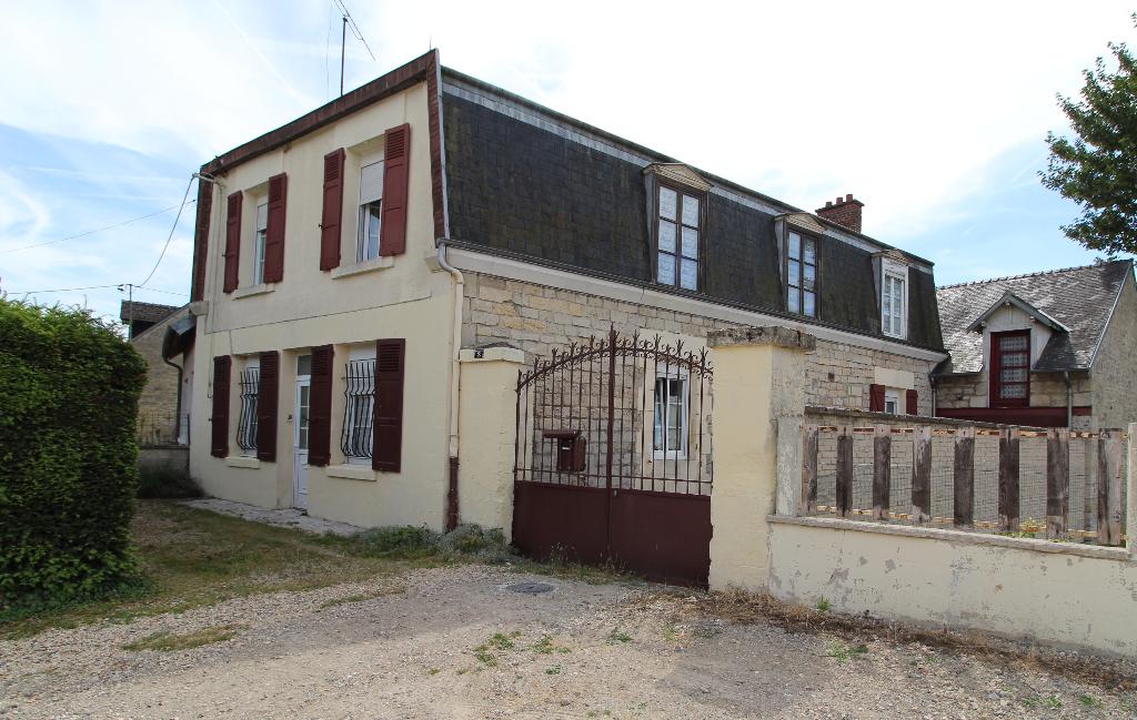 Maison de campagne 170m² - 02200 SOISSONS