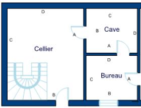 Maison Javené 1 pièce 200 m2