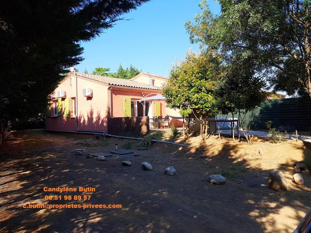 Belle maison T2 avec terrasse et 600m² de terrain