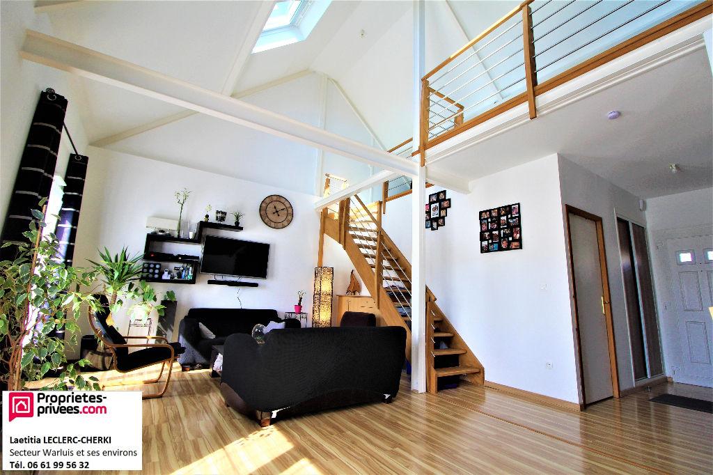CHAMBLY (60230) - Maison d'environ 125m² - 5 pièces
