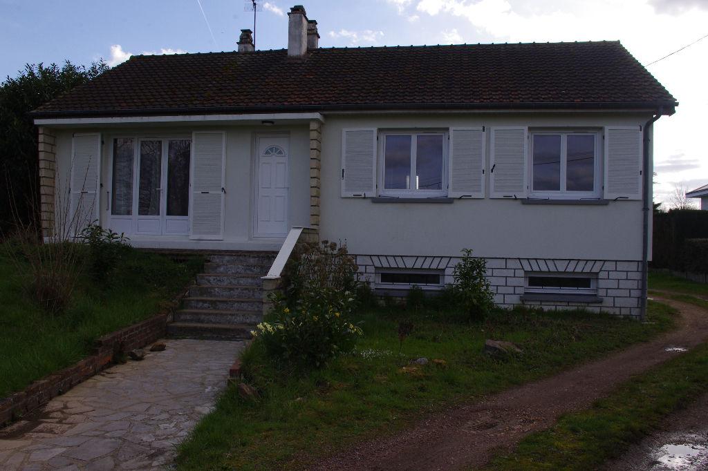 Maison Breteuil 5 pièce(s) 80 m2 Prix 135 990   HAI