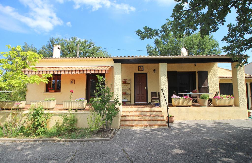 Maison plain-pied 3 chambres 100 m2 Mallemoisson (04510)