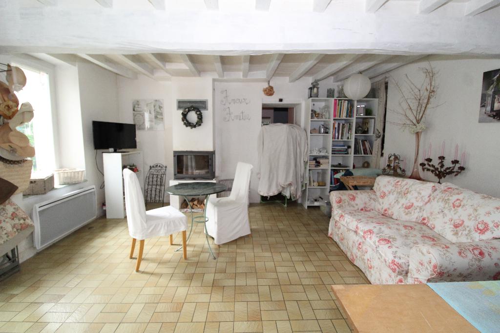Maison Thorigny Sur Oreuse 3 pièce(s) 70 m2