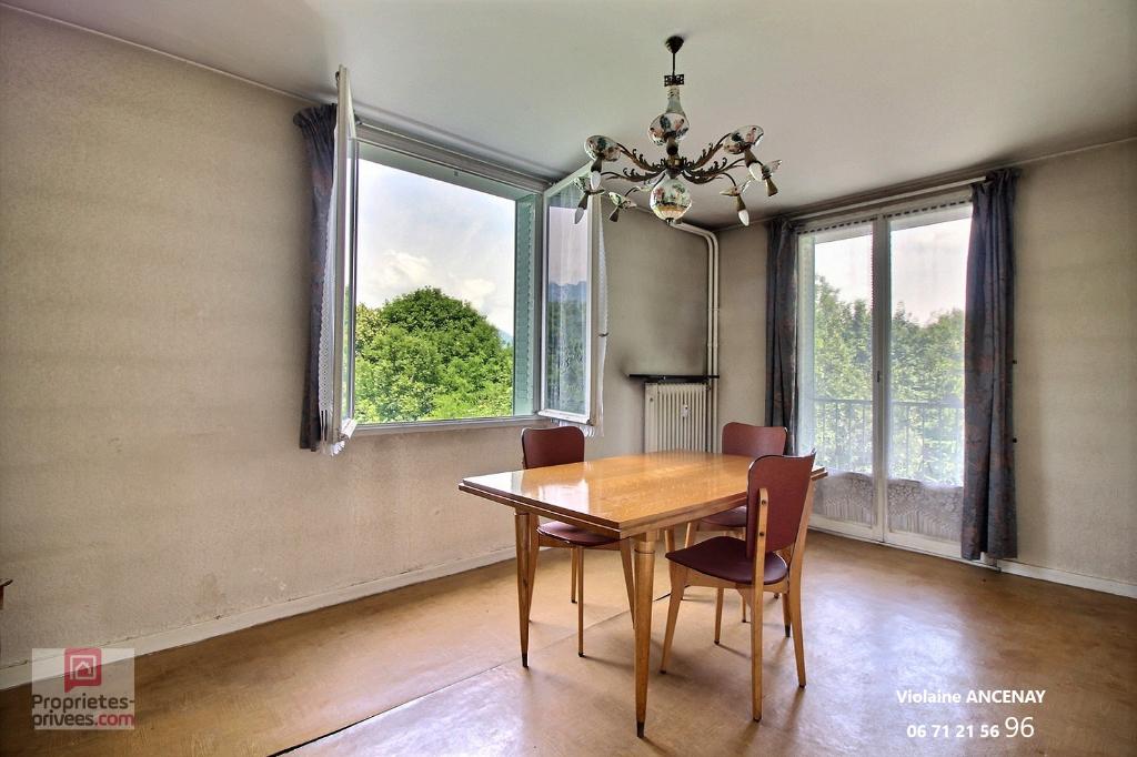 Appartement Aix Les Bains 3 pièce(s) 55.50 m2