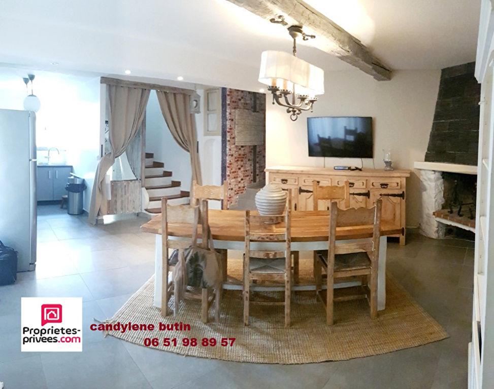 charmante MAISON  T5 de 115m² + APPARTEMENT T2 de 37m² garage et tropezienne