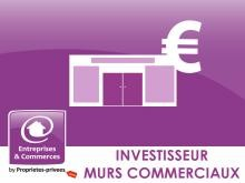Idéal investisseur, murs commerciaux, centre ville de Guémené sur scorff