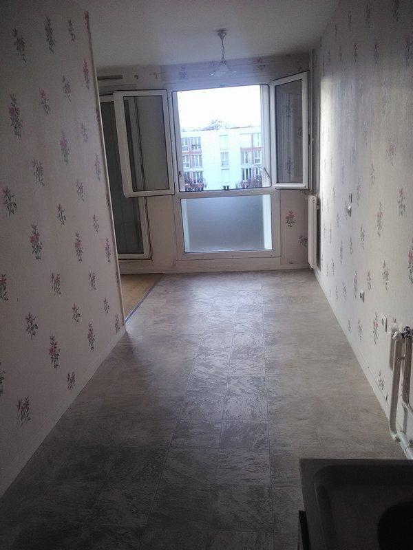 Appartement T3 65 m² - Longvic centre -
