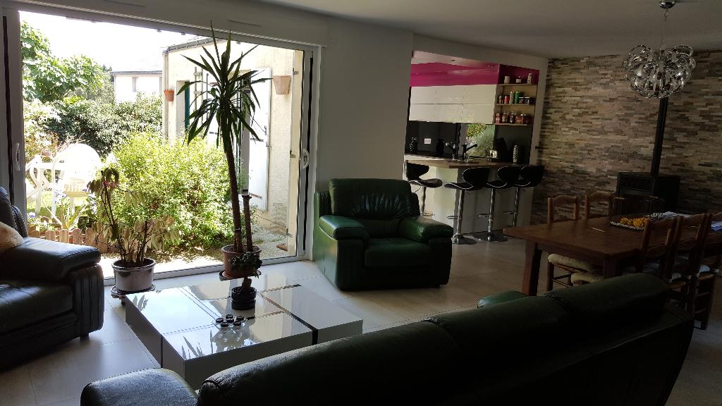 Maison Nantes 4 pièce(s) 106.86 m2
