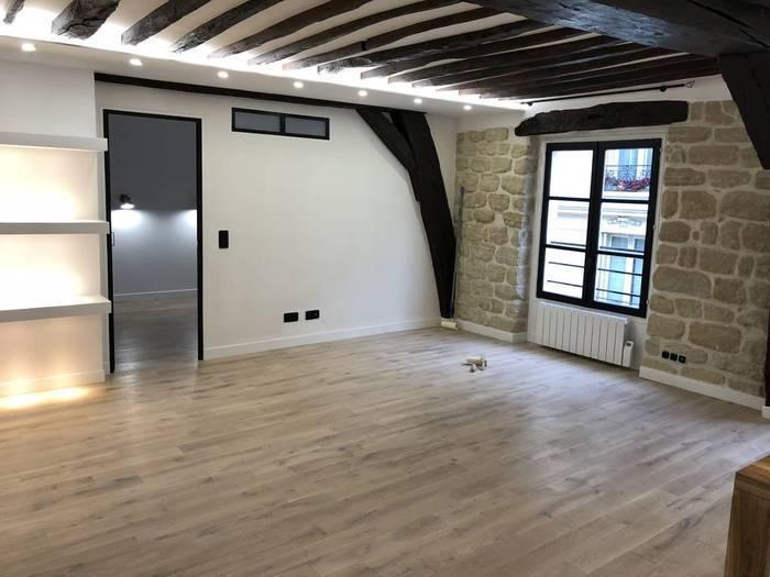 Appartement Paris 2 pièce(s) 53 m2