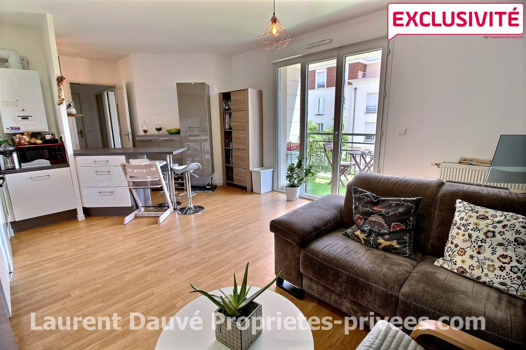 Appartement récent Orléans Croix Fleury
