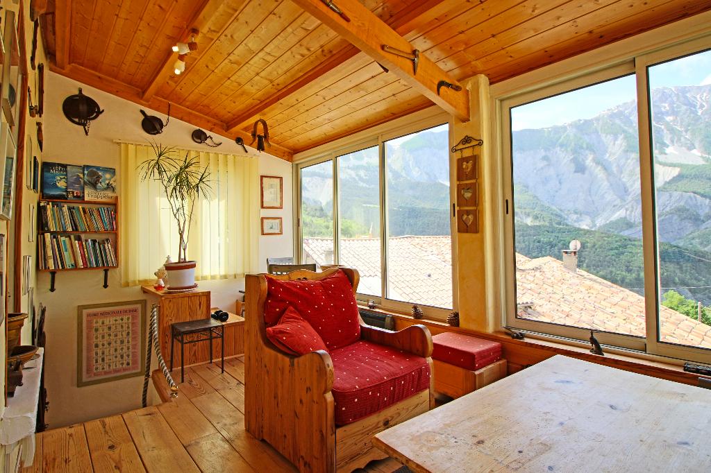 Maison de village 2 chambres 80m2 - 04420 PRADS HAUTE-BLEONE