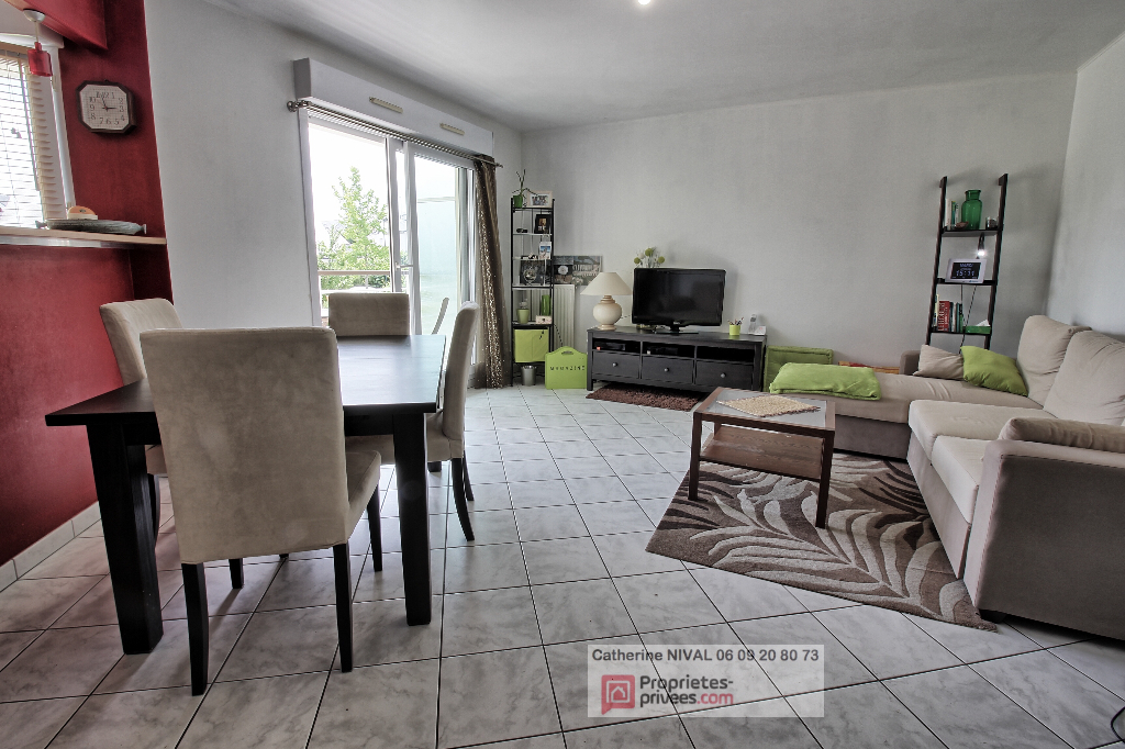 Appartement Orvault , T3 , 65.76 m2