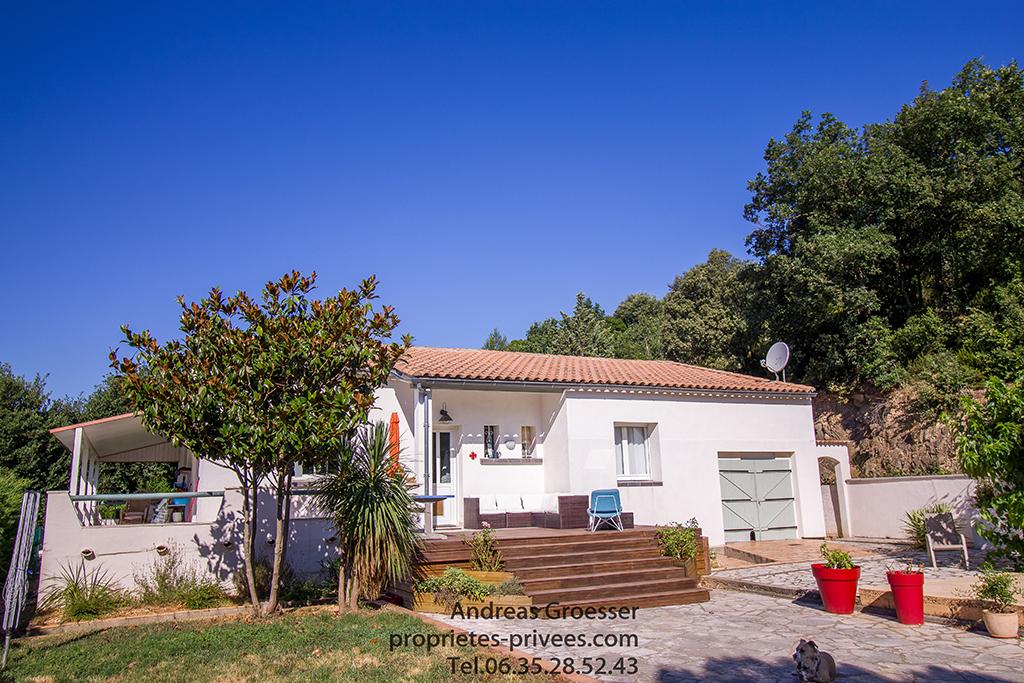 Villa Cabrieres 4 pièce(s) 124 m2