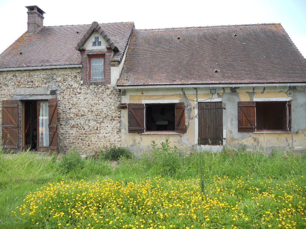 Maison de 130 m² proche senonche (28250)