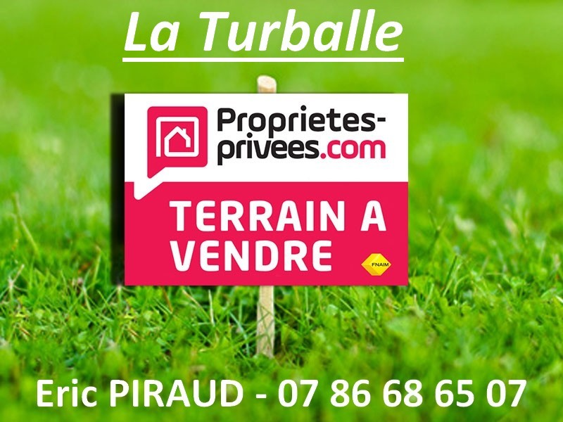 LA TURBALLE, BEAU TERRAIN 600 m²