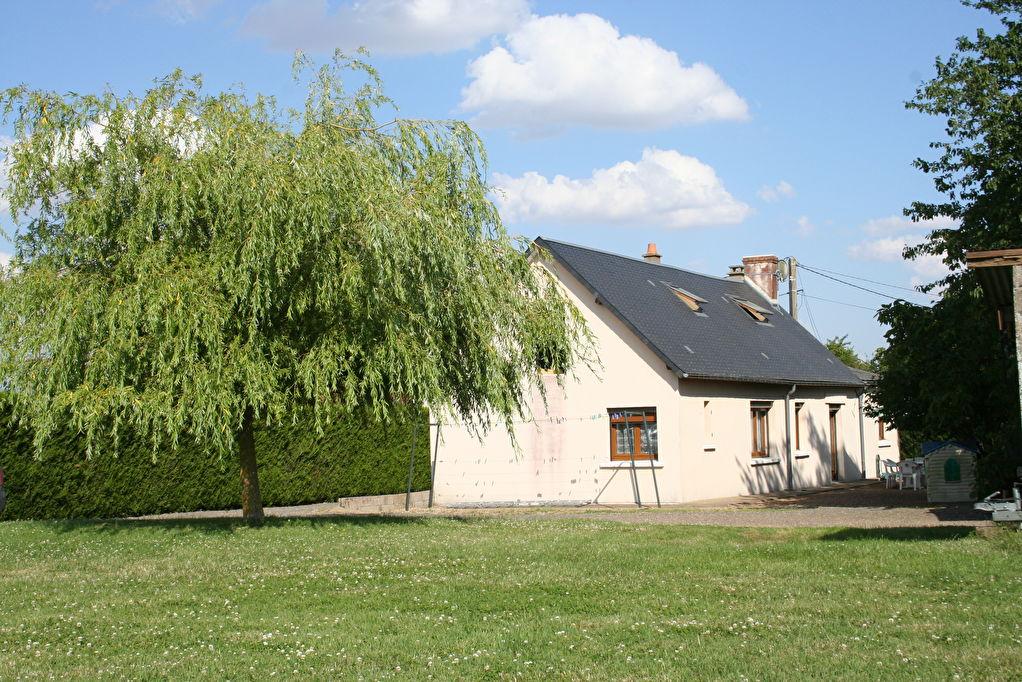Fermette restaurée proche Brou