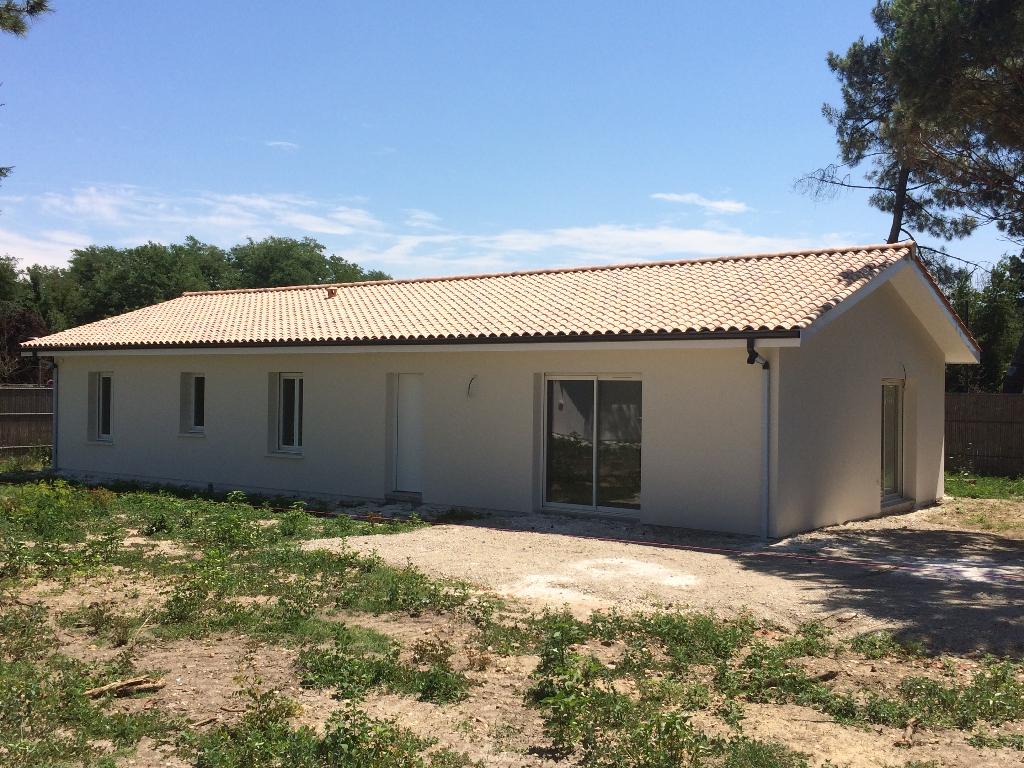 Maison Podensac 5 pièce(s) 124 m2