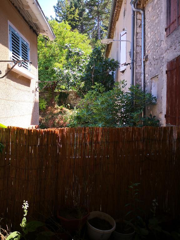 04110 Reillanne - Maison de village 2 pièces - 50 m2