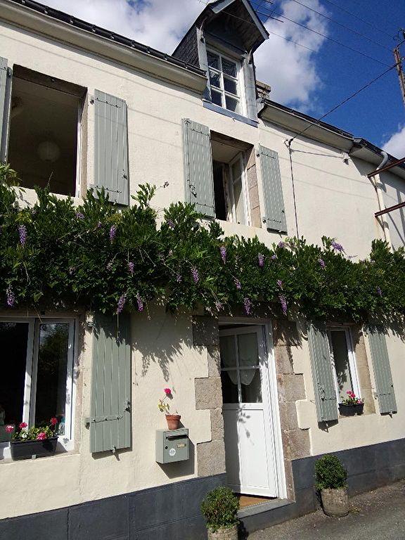Maison rénovée, centre ville, au calme, jardin