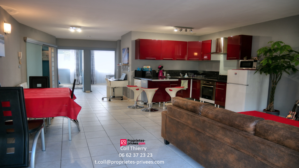 Appartement Saint Fons 4 pièce(s) 55.30 m2